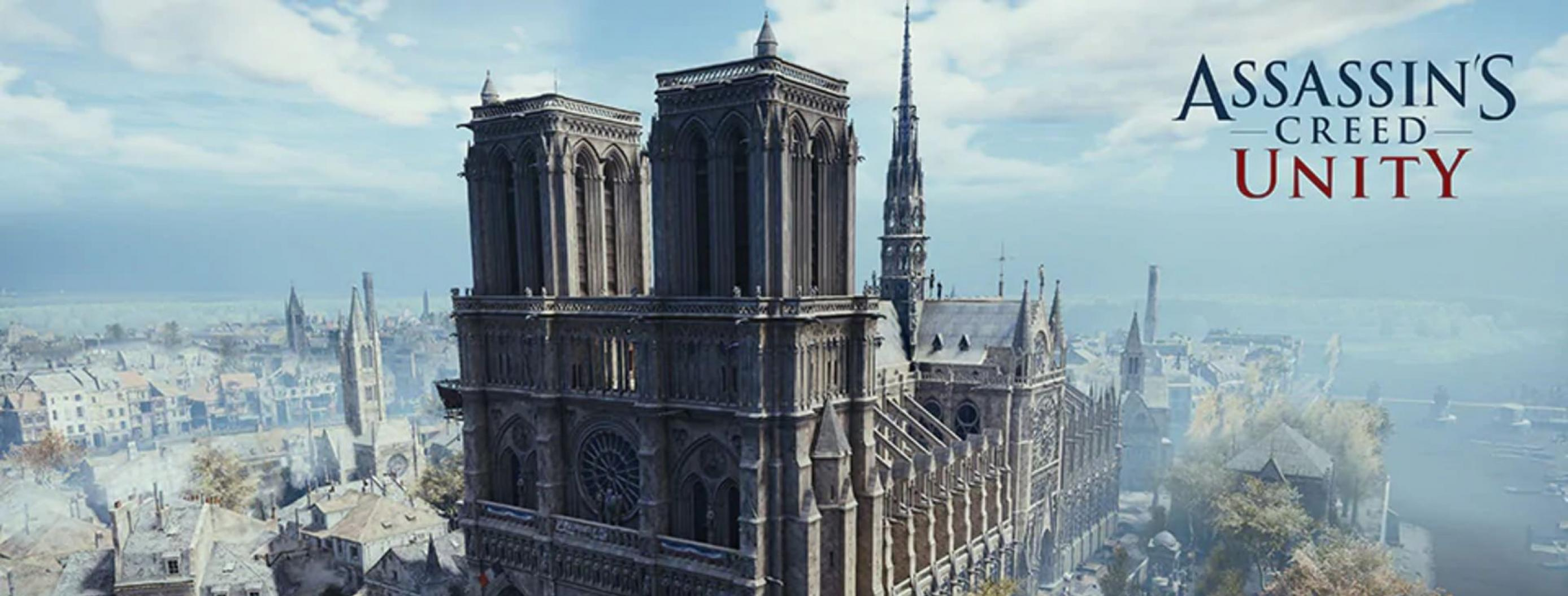 This Game's 3D Rendition of Notre-Dame Can Help Rebuild the Cathedral