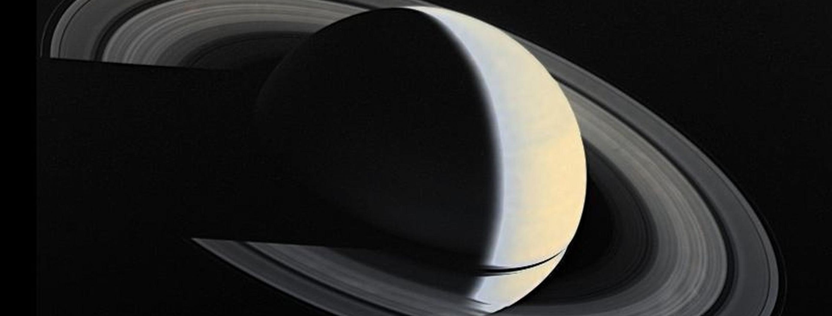 Saturn's Rings Are Disappearing Quicker Than Expected