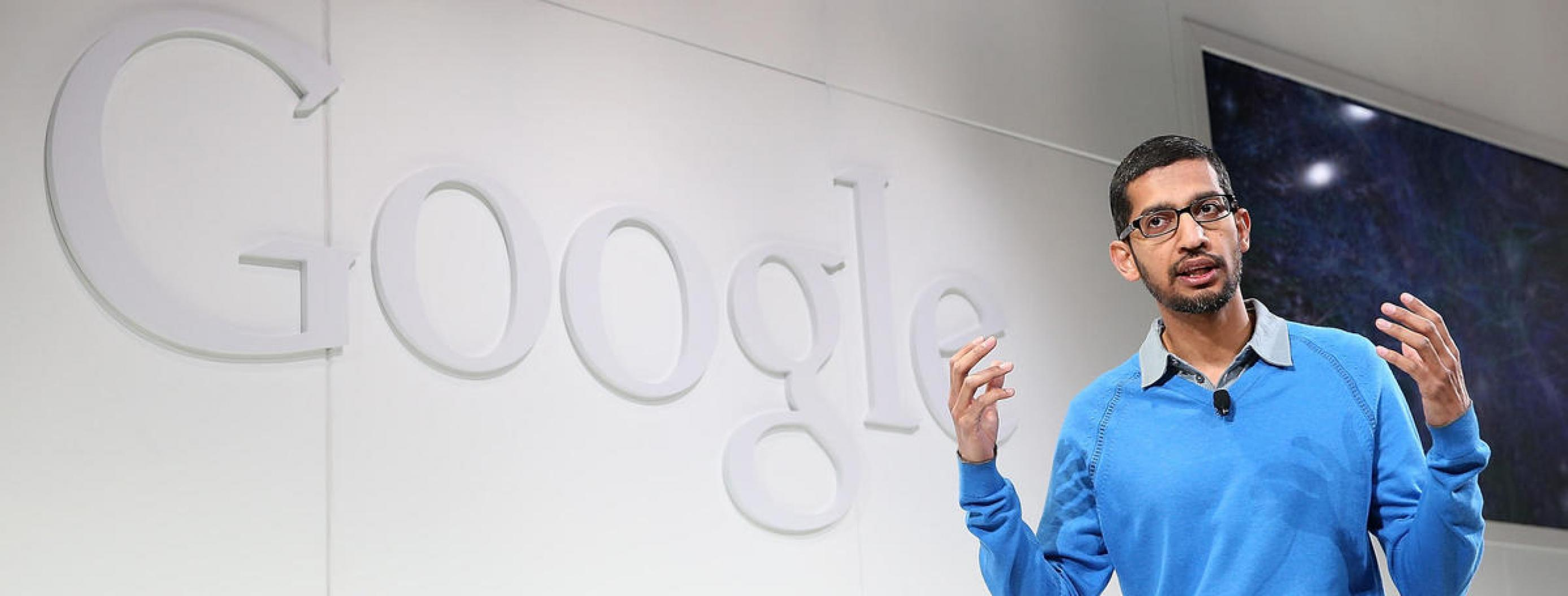 Google Could Soon Become a $1 Trillion Company
