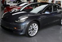 Tesla Hits Model 3 Manufacturing Target