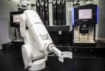 This Robot Barista Serves 120 Cups of Coffee an Hour and Human Baristas Are Scared