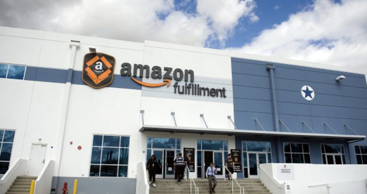 Amazon Workers in Sacramento Protest Against Unreasonable Time-Off Policies