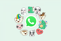 You Will Soon Be Able to Send Stickers in WhatsApp