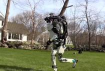 Boston Dynamics' Atlas Robot Can Now Do Parkour