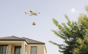 Google Launches One of the First Ever Drone Delivery Services