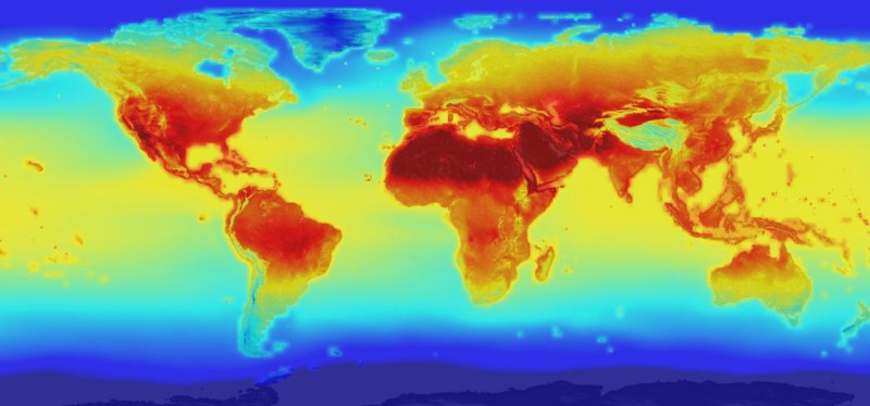 Global climate change will be a big concern in 2020. Source: Mundo Geo