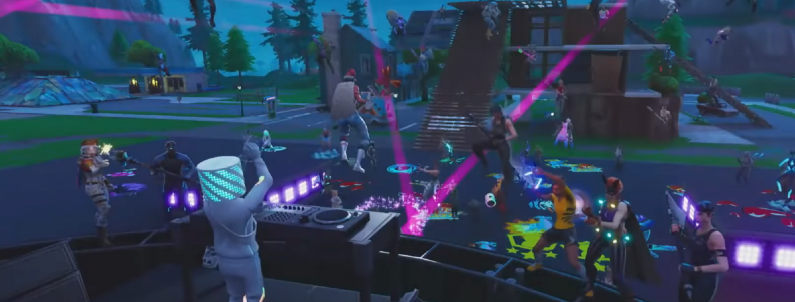 10 Million 'Fortnite' Players Logged In to Watch EDM Star Marshmello Perform a 10-Minute Concert