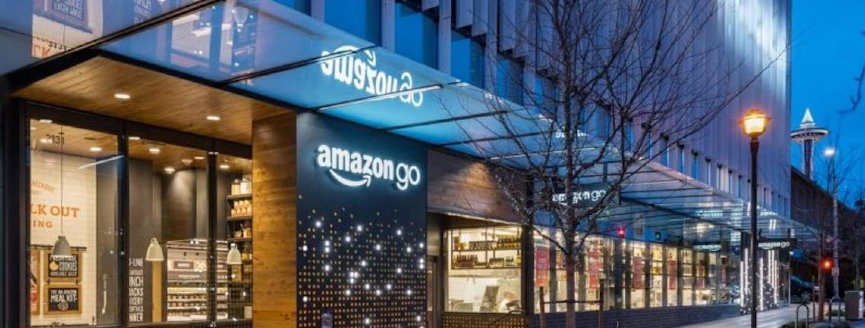Amazon Plans to Open 3,000 Cashier-Less Go Stores By 2021