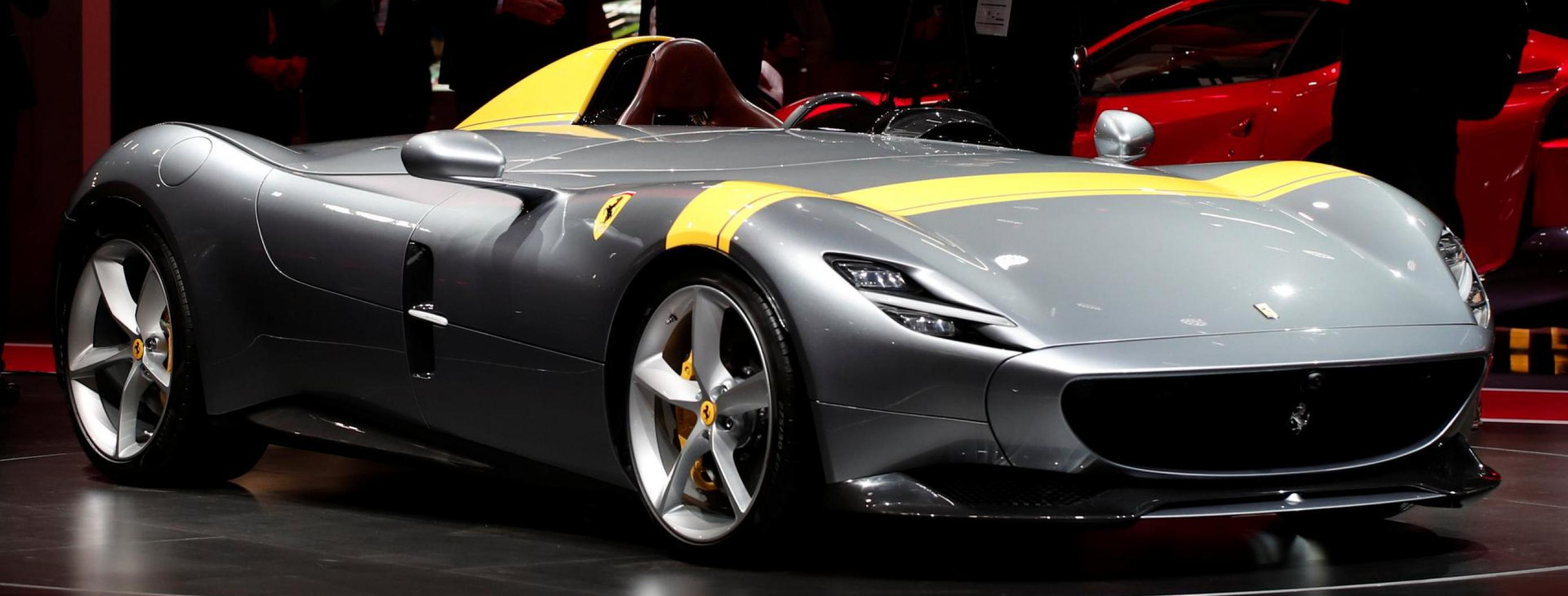 Ferrari Reveals a New Convertible with No Windshield
