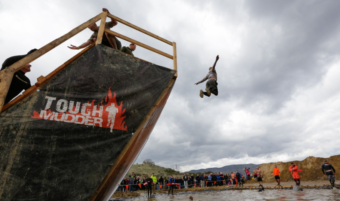 The Tough Mudder Leadership Story