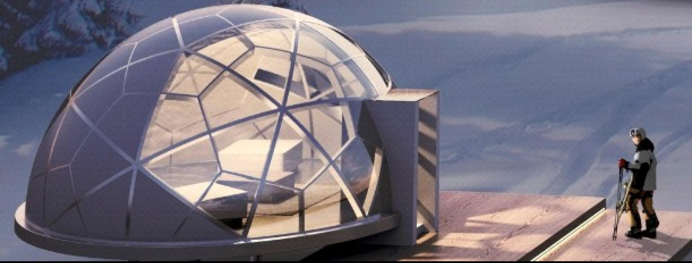 What's It Like to Live Inside a Dome?